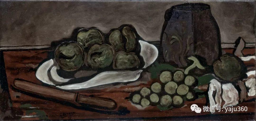 立体主义代表 法国画家乔治·勃拉克插图51
