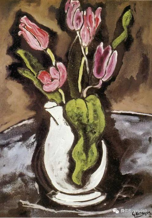 立体主义代表 法国画家乔治·勃拉克插图65