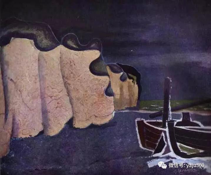 立体主义代表 法国画家乔治·勃拉克插图67