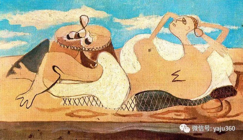 立体主义代表 法国画家乔治·勃拉克插图81
