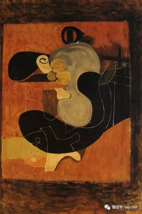 立体主义代表 法国画家乔治·勃拉克插图83