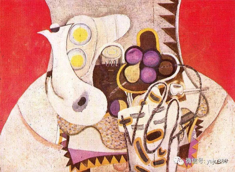 立体主义代表 法国画家乔治·勃拉克插图87