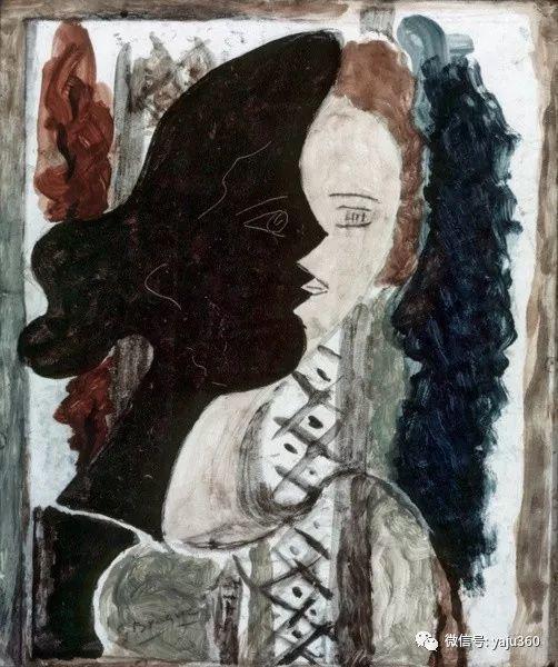 立体主义代表 法国画家乔治·勃拉克插图99