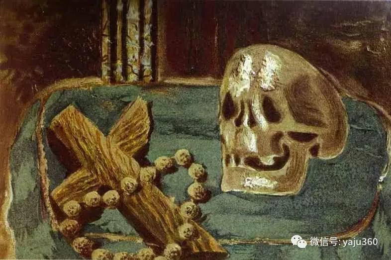 立体主义代表 法国画家乔治·勃拉克插图117