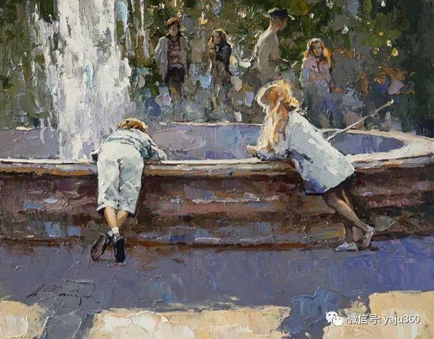 俄罗斯Alexi Zaitsev油画作品欣赏插图5