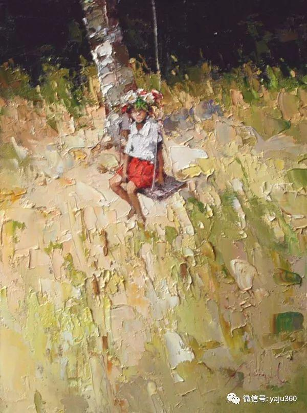 俄罗斯Alexi Zaitsev油画作品欣赏插图7