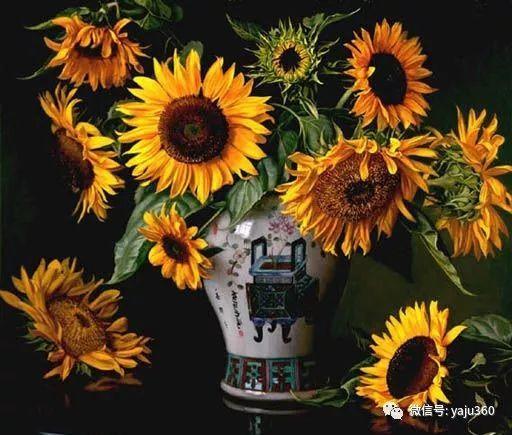 静物花卉欣赏 美国Evan wilson插图31