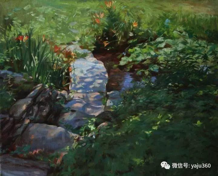 静物花卉欣赏 美国Evan wilson插图43