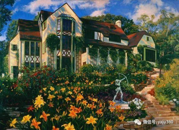 静物花卉欣赏 美国Evan wilson插图47