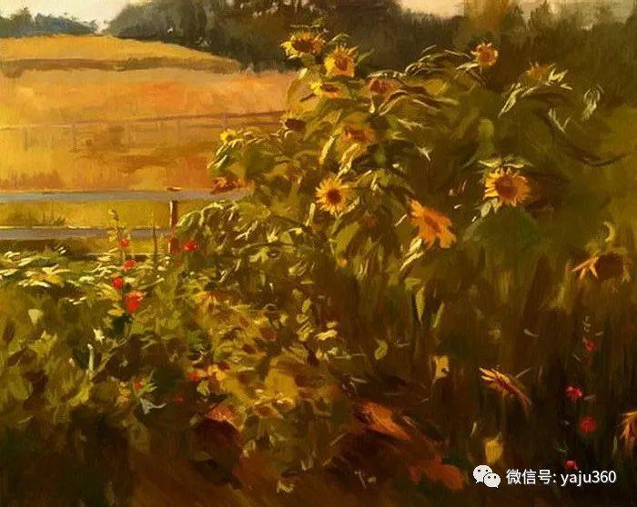 静物花卉欣赏 美国Evan wilson插图49