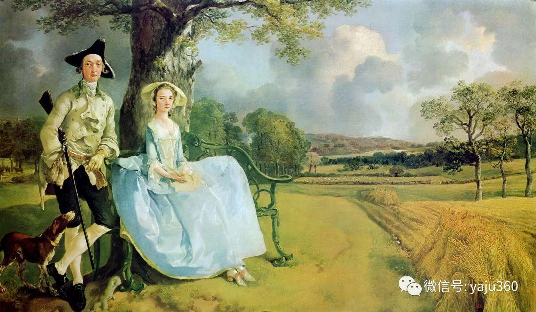 最早描绘英国乡村风景的画家 庚斯博罗插图3