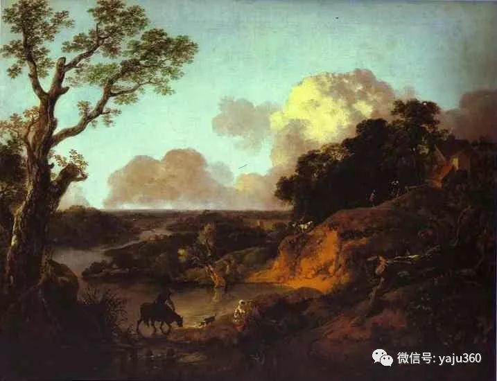 最早描绘英国乡村风景的画家 庚斯博罗插图7