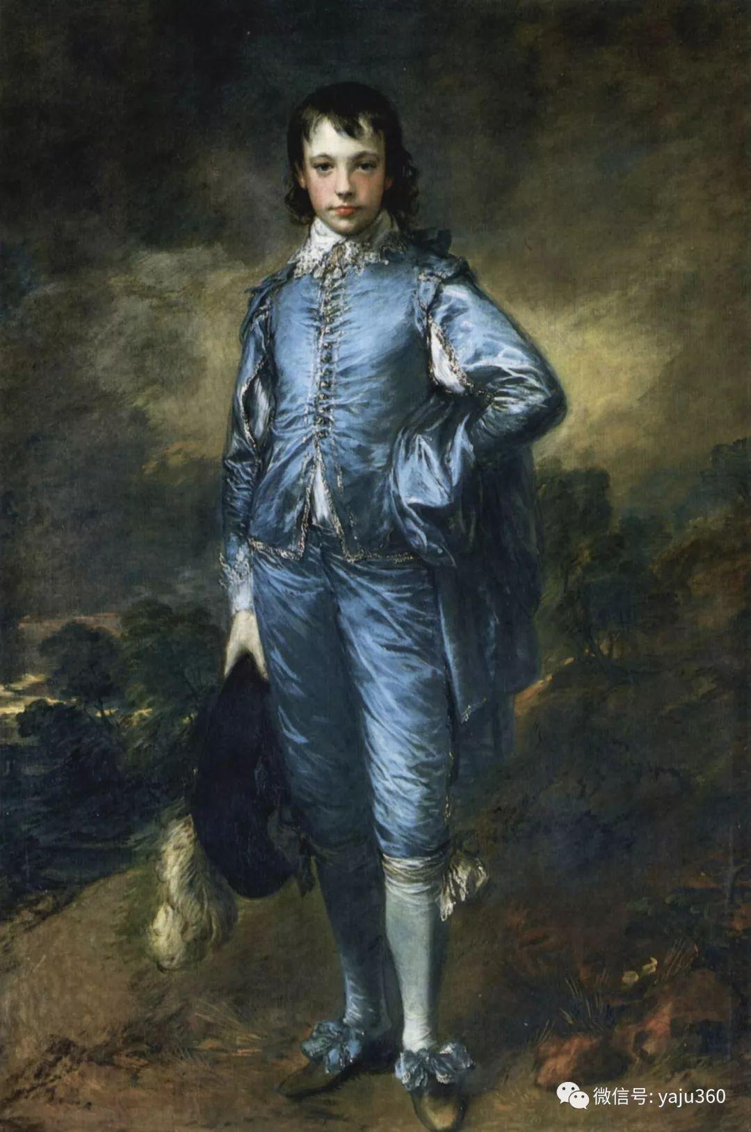 最早描绘英国乡村风景的画家 庚斯博罗插图9