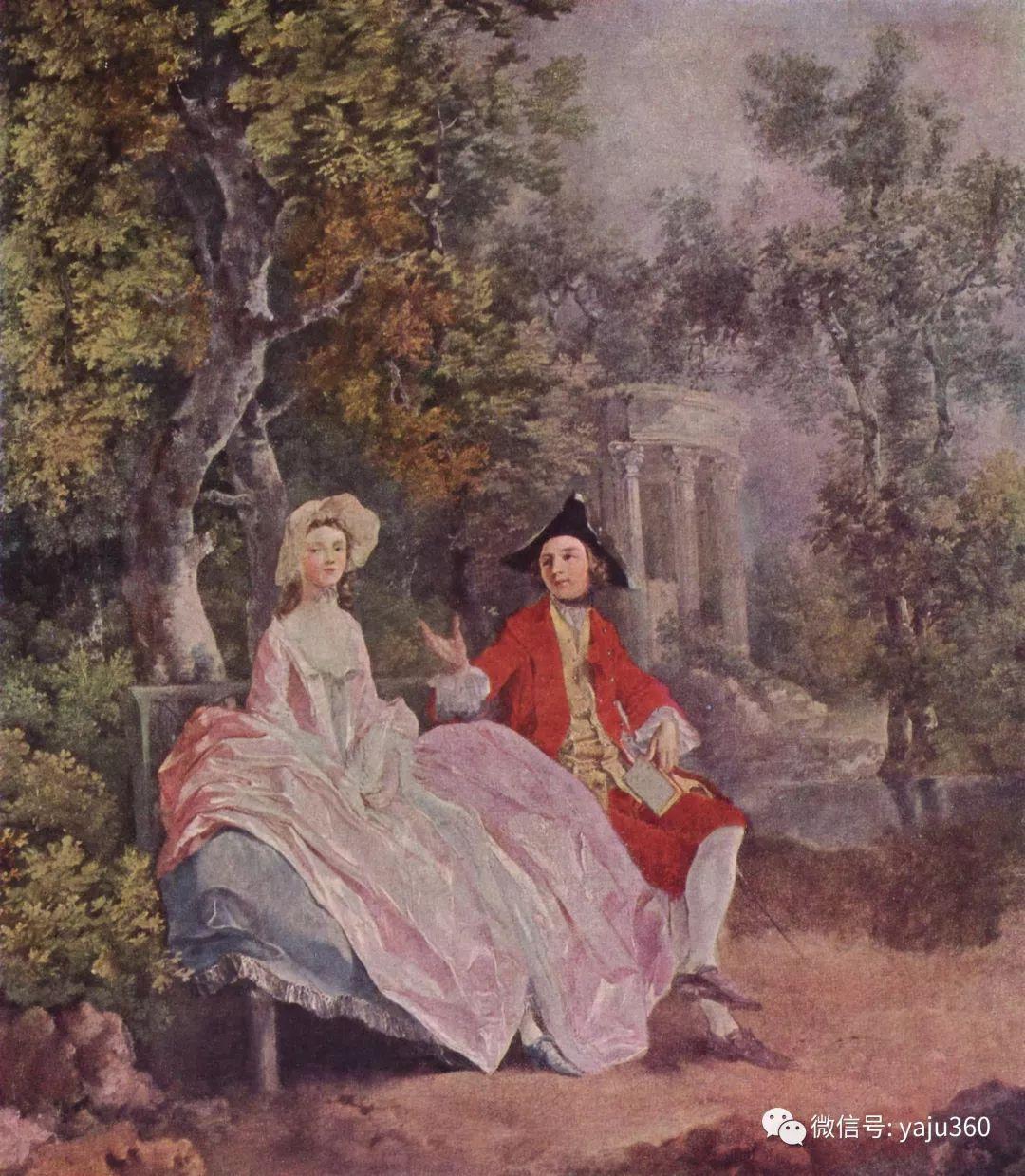 最早描绘英国乡村风景的画家 庚斯博罗插图17