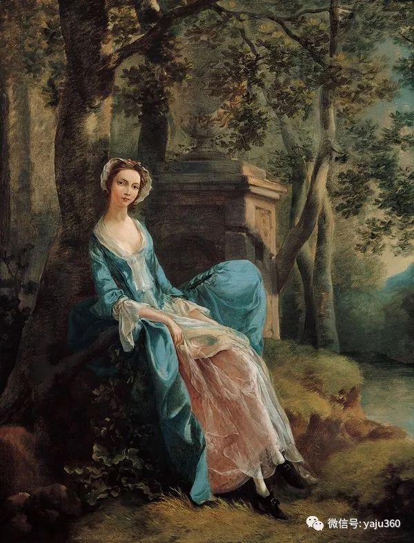 最早描绘英国乡村风景的画家 庚斯博罗插图31
