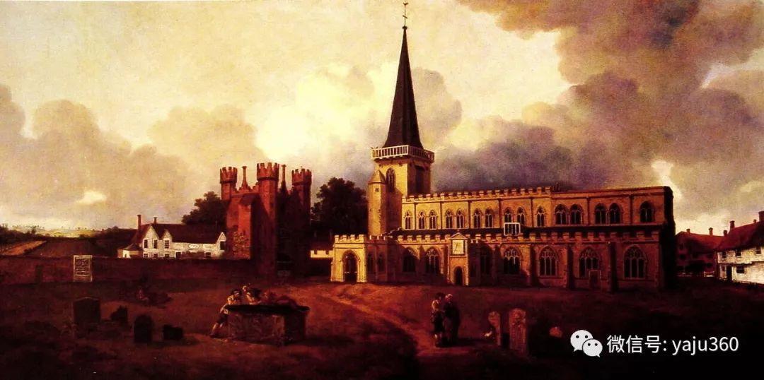 最早描绘英国乡村风景的画家 庚斯博罗插图35