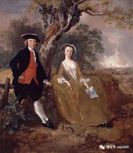 最早描绘英国乡村风景的画家 庚斯博罗插图43