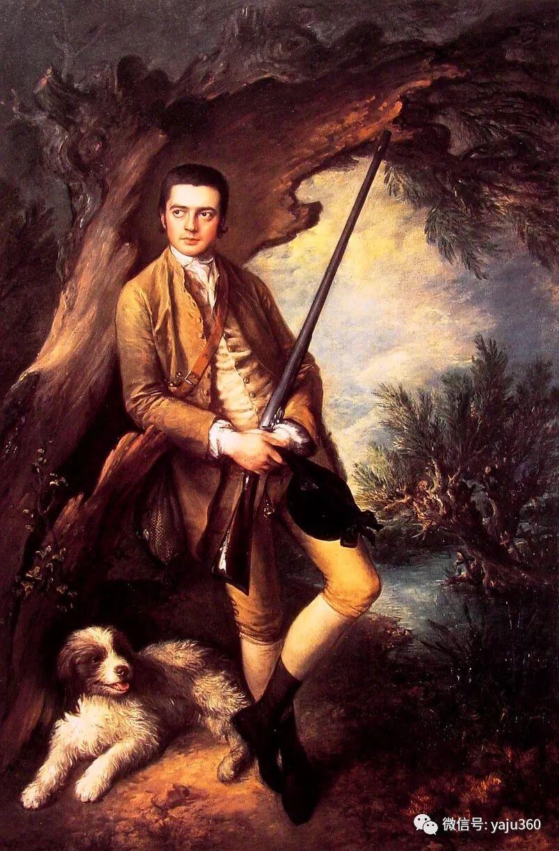 最早描绘英国乡村风景的画家 庚斯博罗插图67