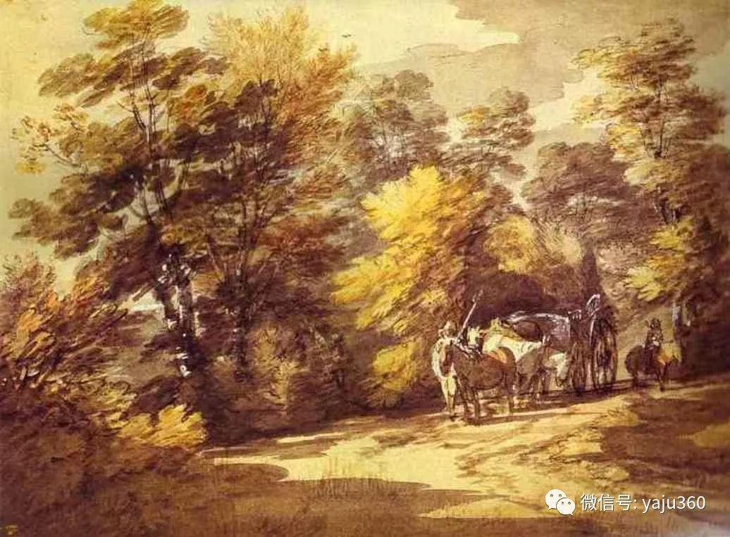最早描绘英国乡村风景的画家 庚斯博罗插图73