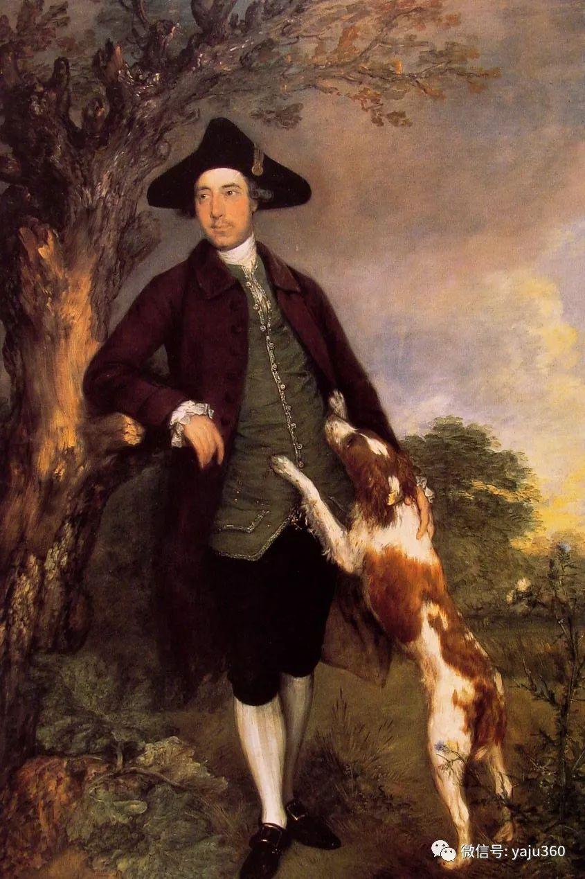 最早描绘英国乡村风景的画家 庚斯博罗插图77