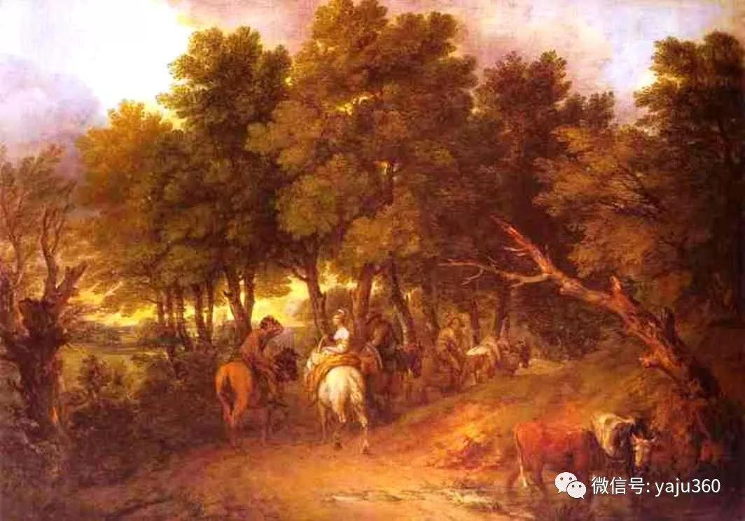 最早描绘英国乡村风景的画家 庚斯博罗插图89