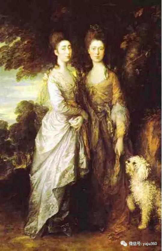 最早描绘英国乡村风景的画家 庚斯博罗插图105