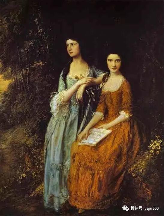 最早描绘英国乡村风景的画家 庚斯博罗插图111
