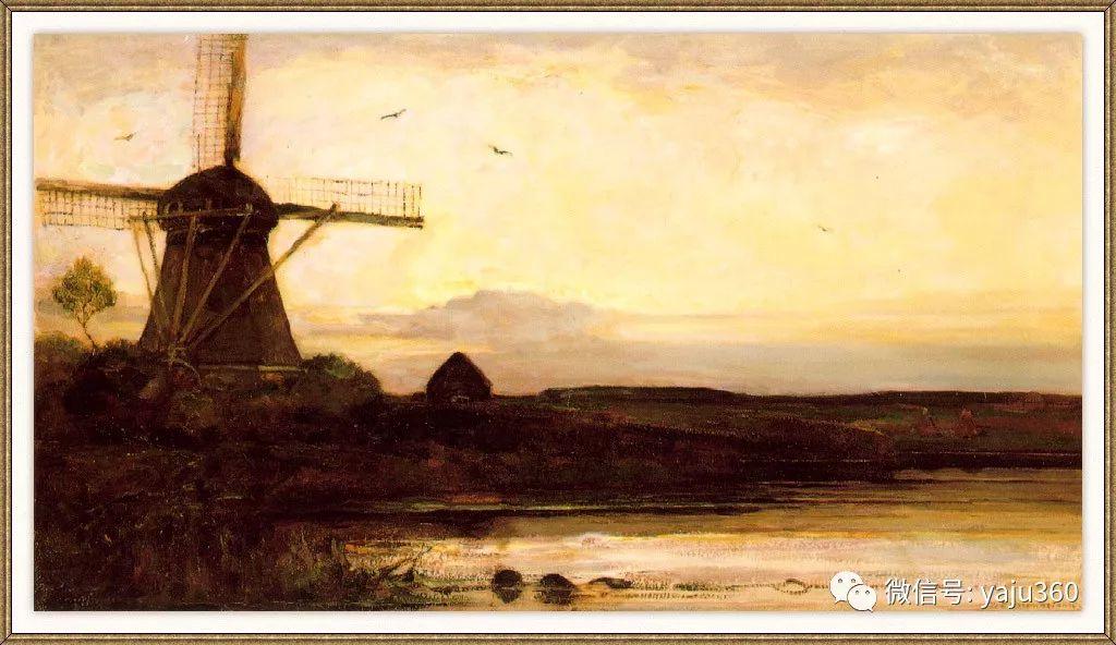 抽象风格派  荷兰画家Piet Mondrian插图23