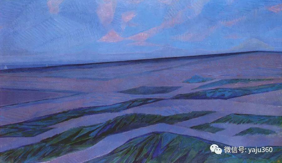 抽象风格派  荷兰画家Piet Mondrian插图53