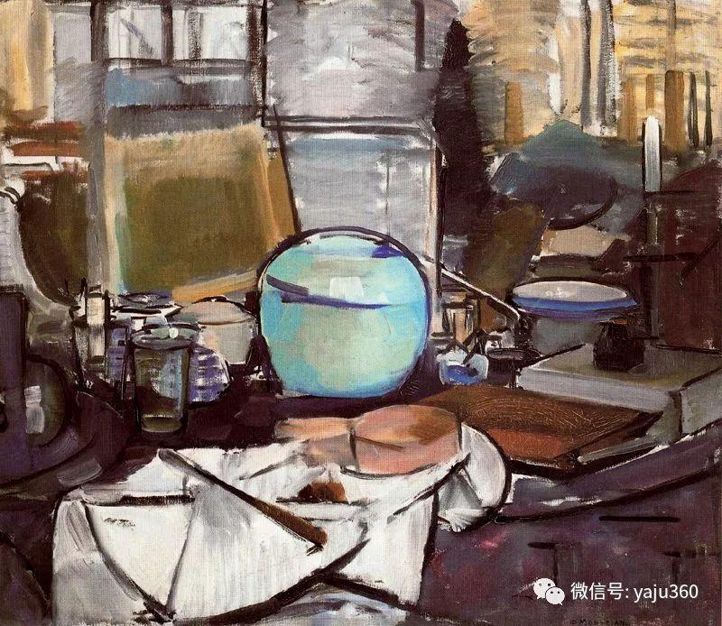 抽象风格派  荷兰画家Piet Mondrian插图55