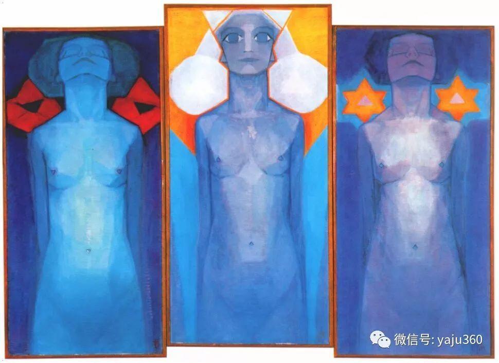 抽象风格派  荷兰画家Piet Mondrian插图57