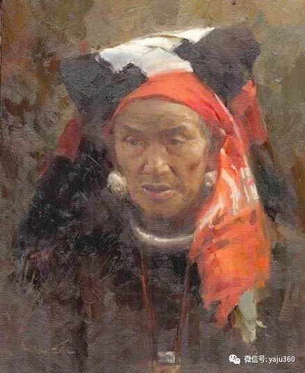 旅美华裔画家Mian Situ油画欣赏2插图7