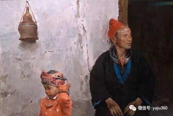 旅美华裔画家Mian Situ油画欣赏2插图9