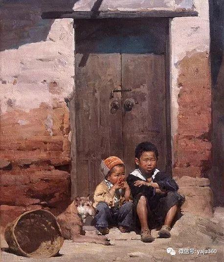 旅美华裔画家Mian Situ油画欣赏2插图17