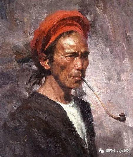 旅美华裔画家Mian Situ油画欣赏2插图21