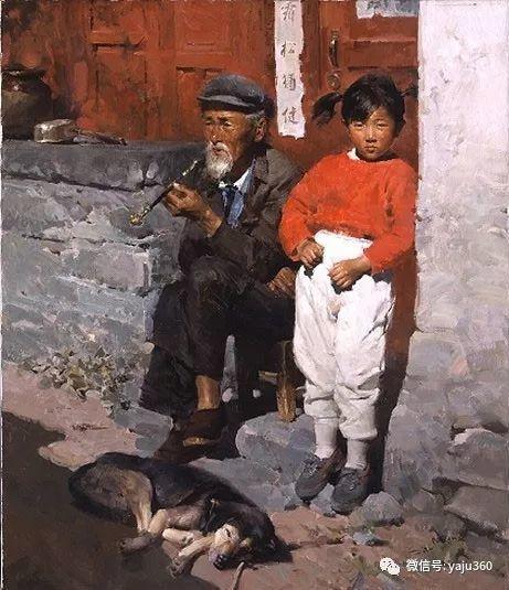 旅美华裔画家Mian Situ油画欣赏2插图27