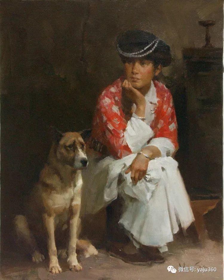 旅美华裔画家Mian Situ油画欣赏2插图61
