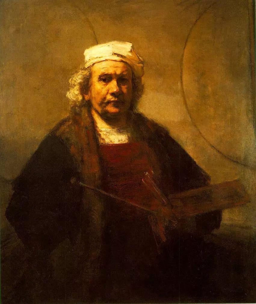 伦勃朗·梵·莱茵 17世纪荷兰最伟大的画家插图1
