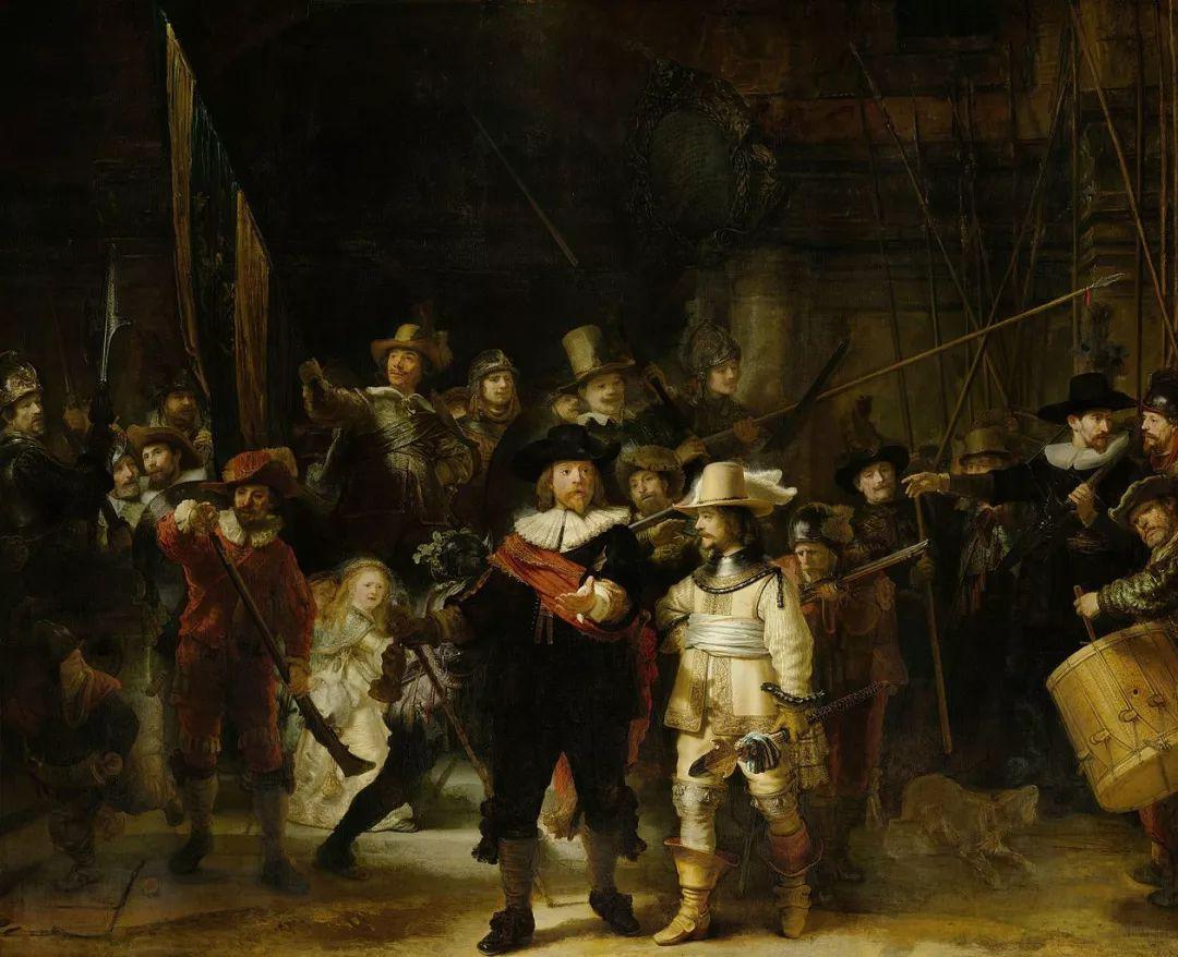 伦勃朗·梵·莱茵 17世纪荷兰最伟大的画家插图7