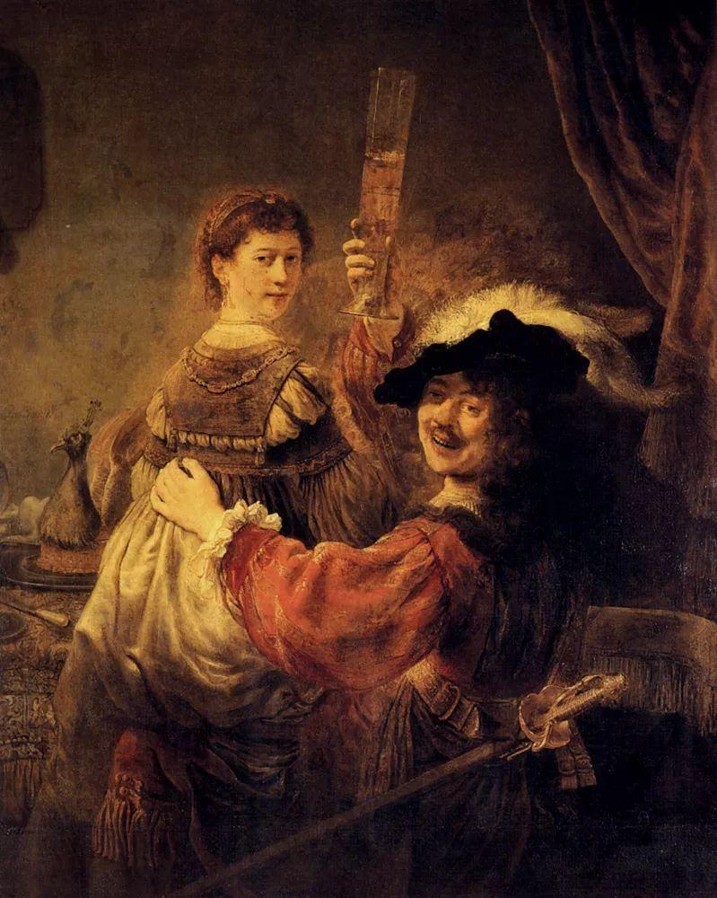 伦勃朗·梵·莱茵 17世纪荷兰最伟大的画家插图11