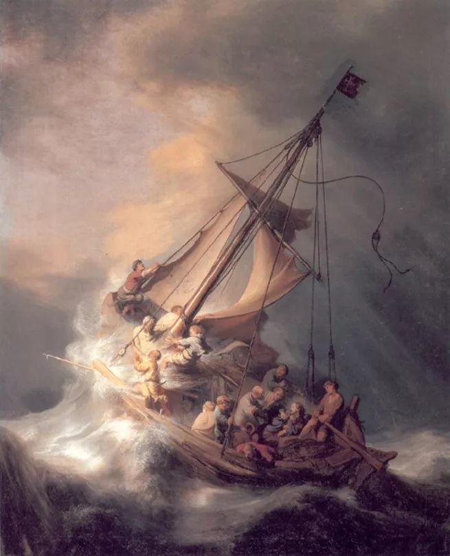 伦勃朗·梵·莱茵 17世纪荷兰最伟大的画家插图13
