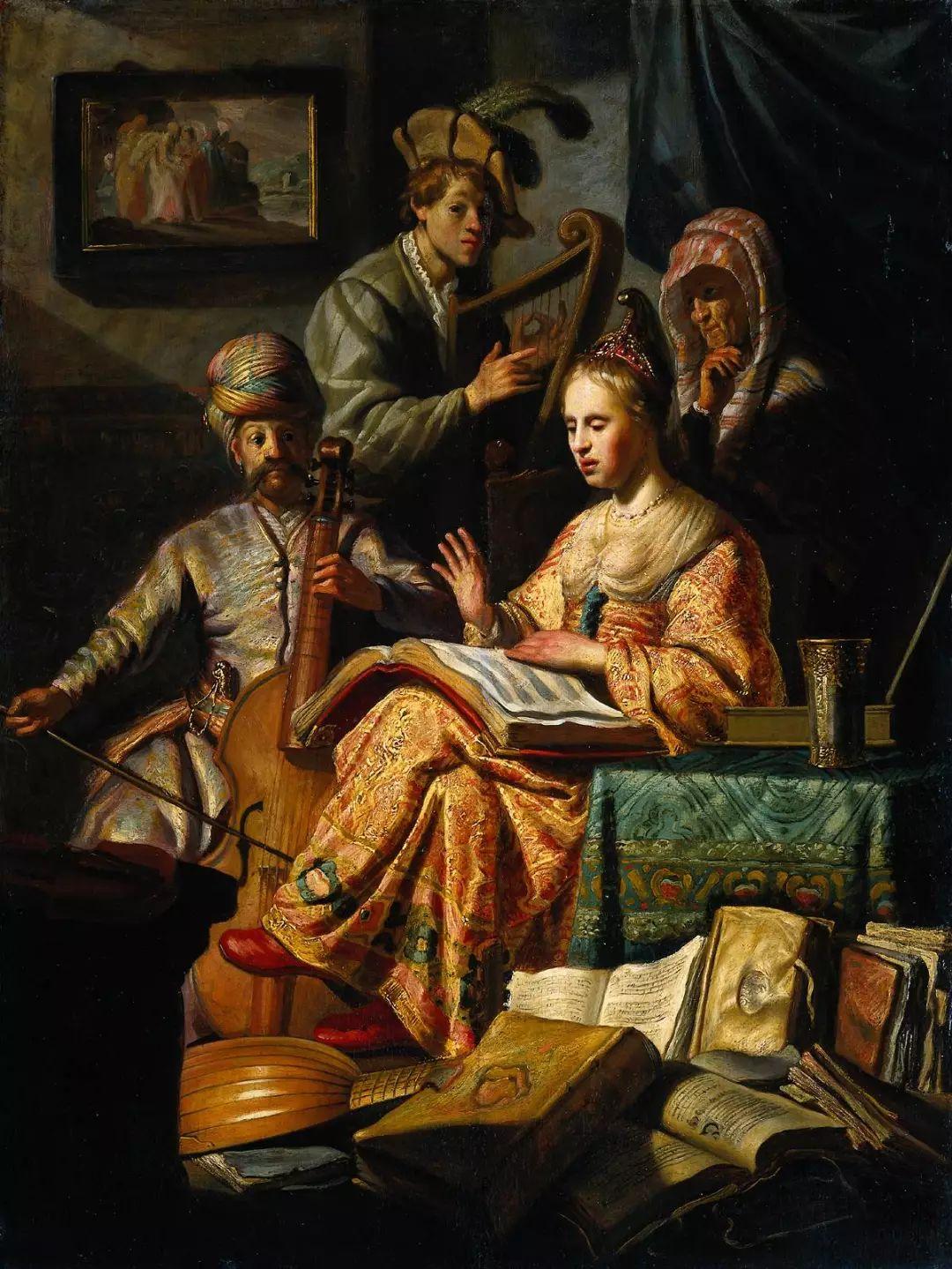 伦勃朗·梵·莱茵 17世纪荷兰最伟大的画家插图27