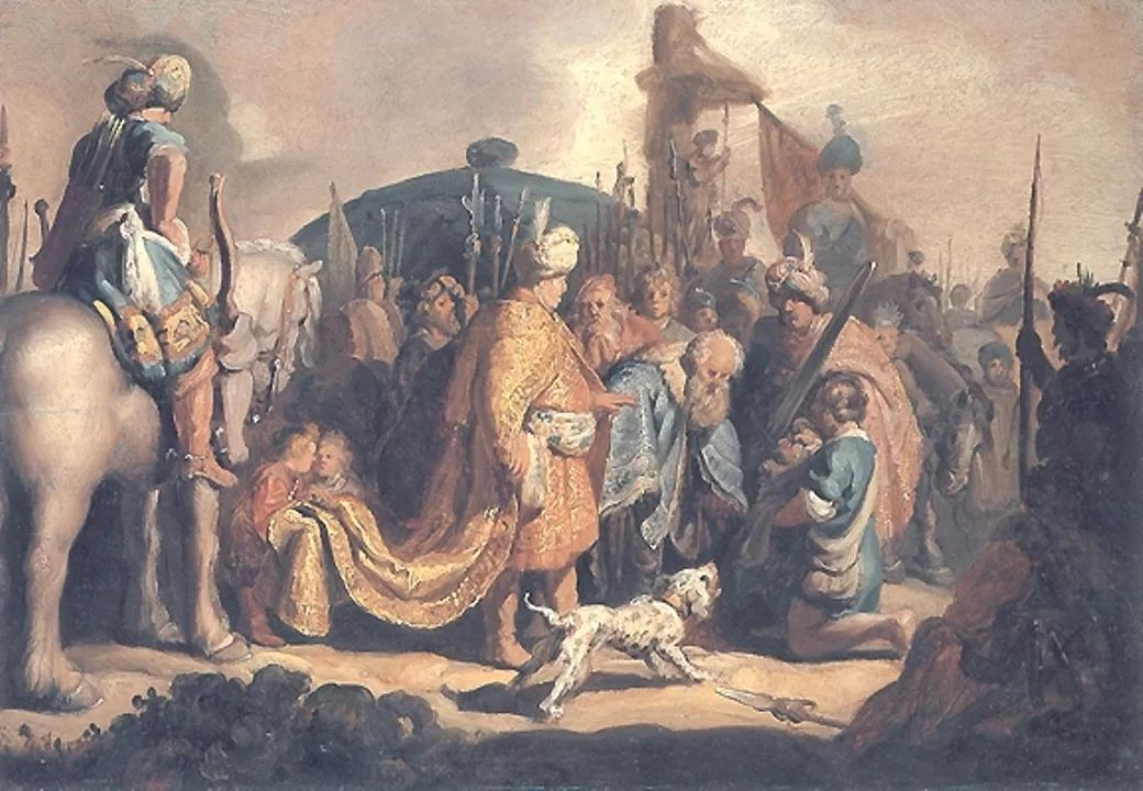 伦勃朗·梵·莱茵 17世纪荷兰最伟大的画家插图31