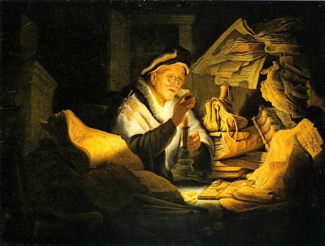 伦勃朗·梵·莱茵 17世纪荷兰最伟大的画家插图37