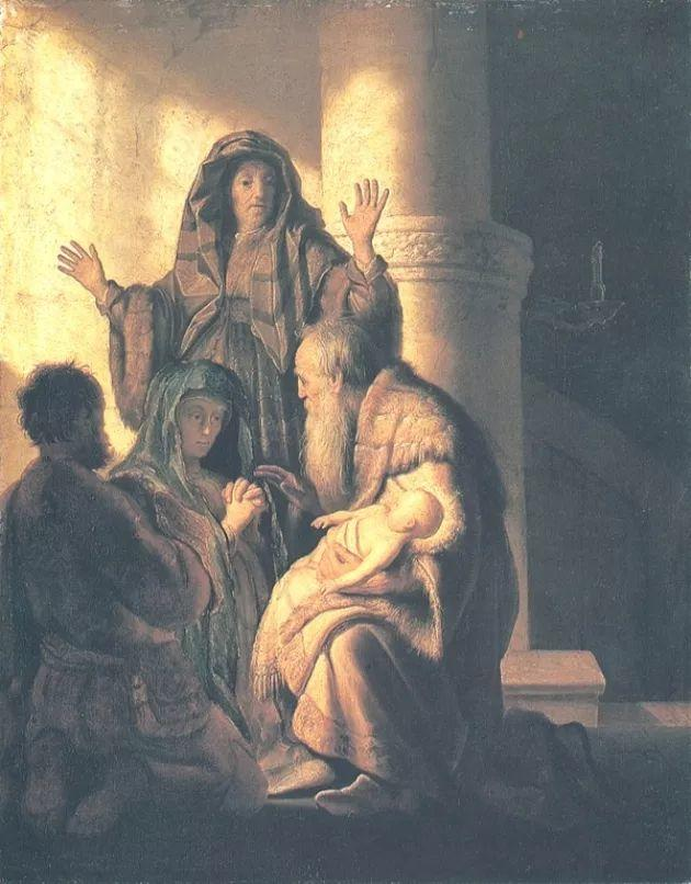 伦勃朗·梵·莱茵 17世纪荷兰最伟大的画家插图41