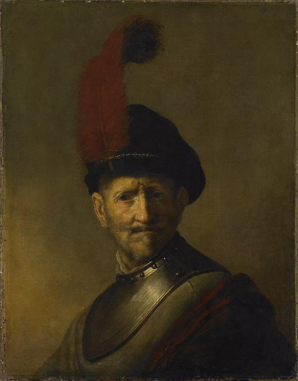 伦勃朗·梵·莱茵 17世纪荷兰最伟大的画家插图49