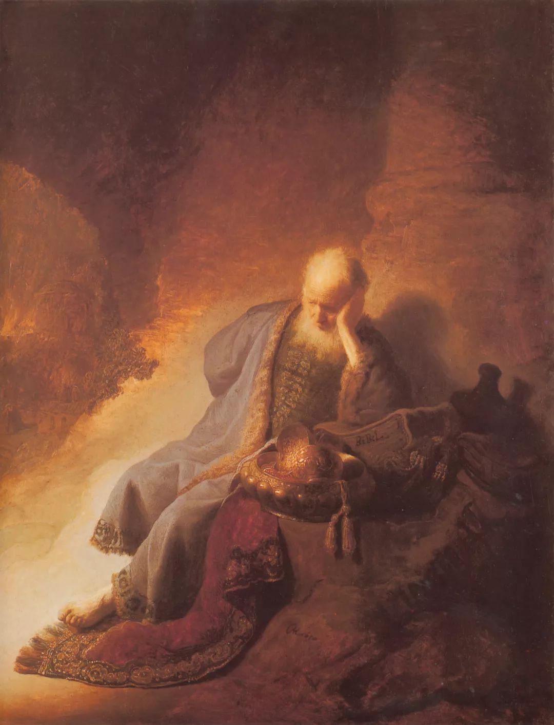 伦勃朗·梵·莱茵 17世纪荷兰最伟大的画家插图51