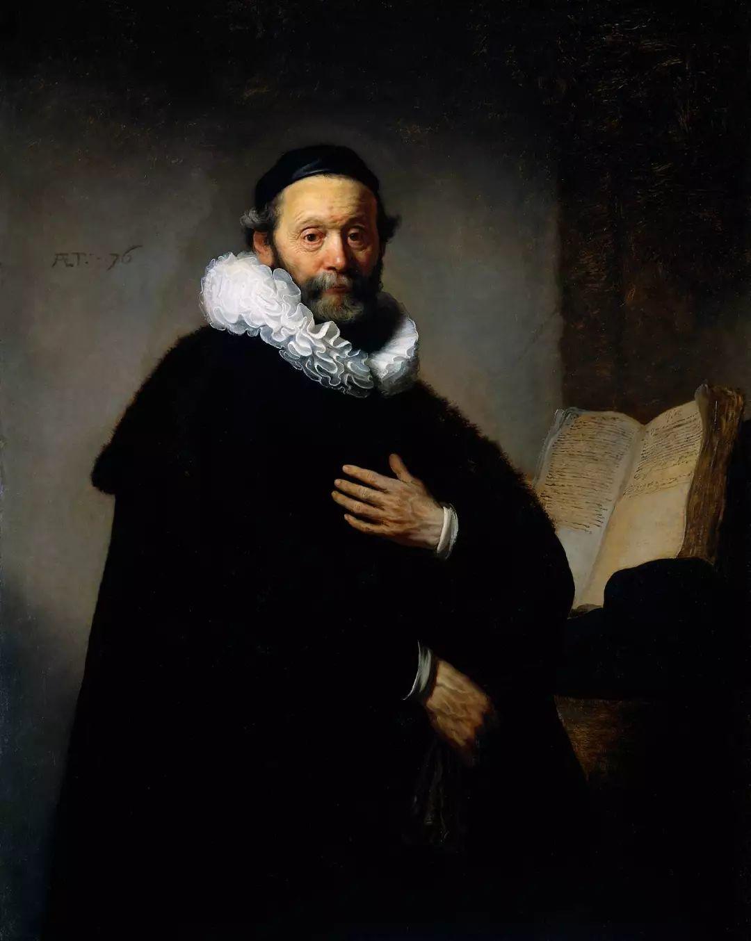 伦勃朗·梵·莱茵 17世纪荷兰最伟大的画家插图53