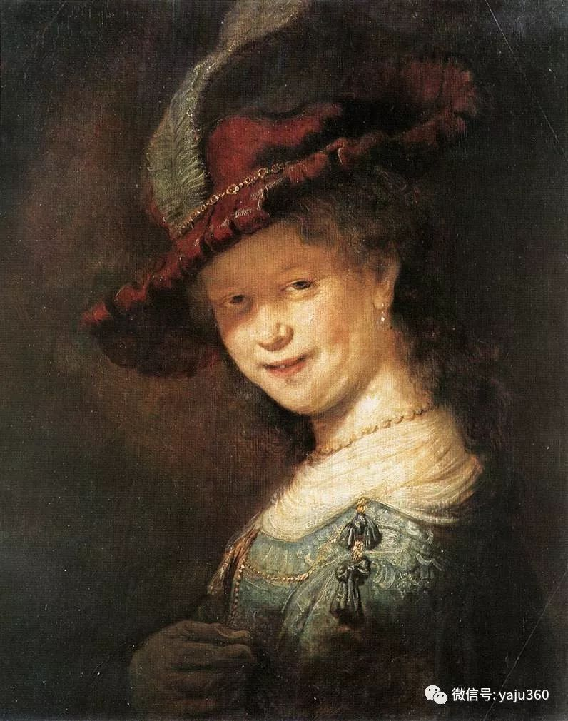 伦勃朗·梵·莱茵 17世纪荷兰最伟大的画家插图55