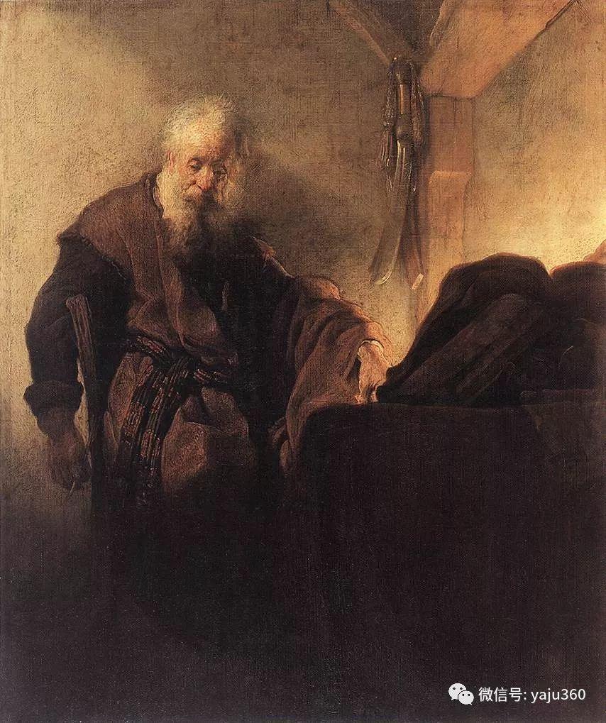伦勃朗·梵·莱茵 17世纪荷兰最伟大的画家插图63
